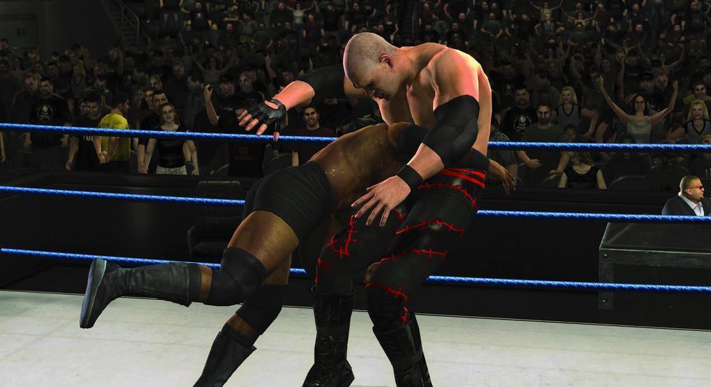 wwe raw game 2010 free  pc