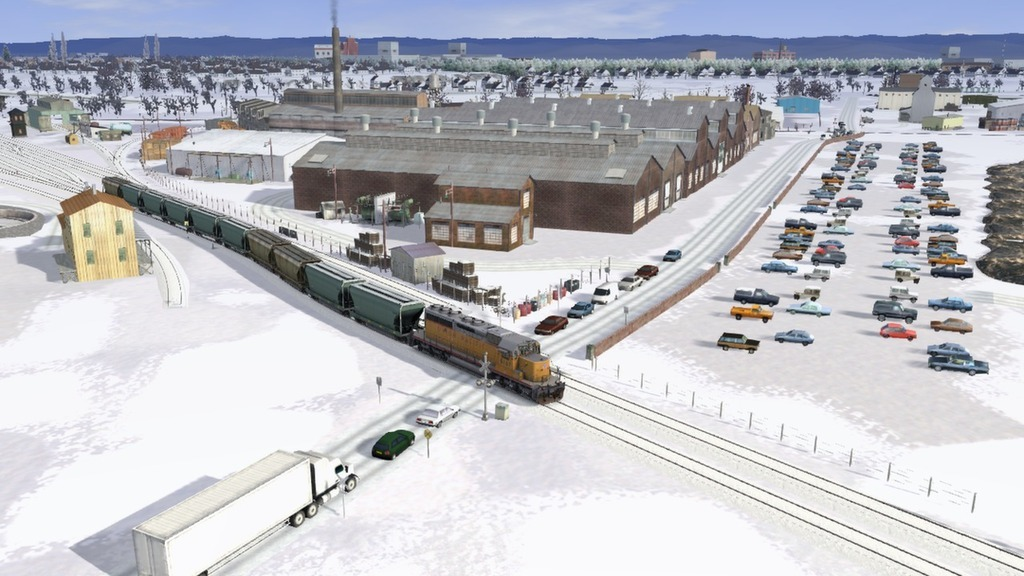 Download: RailWorks 2 Train Simulator 2010 PC Game Free