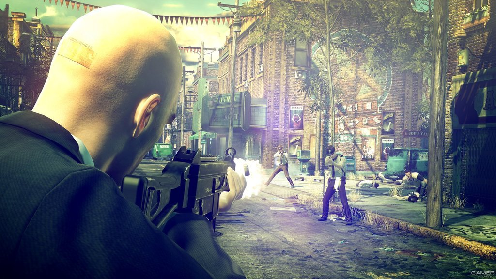 Hitman Sniper Challenge Full Game PC Download