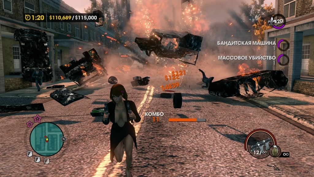Saints Row 1 Gameplay | www.imgarcade.com - Online Image ...