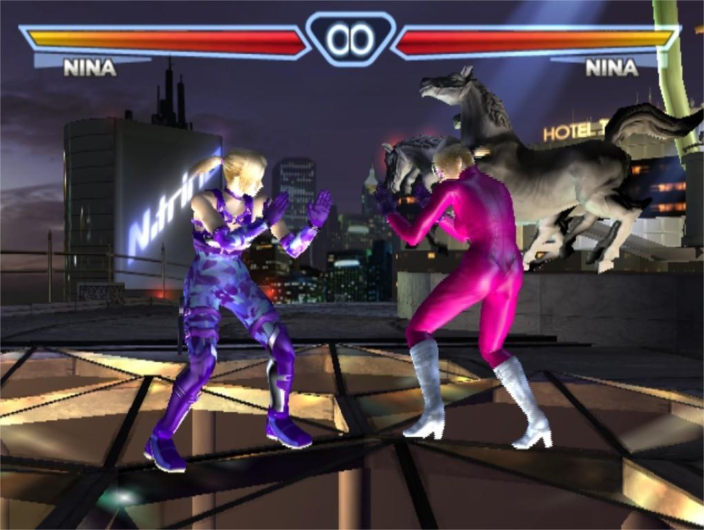 скачать Tekken 4 игру - фото 7