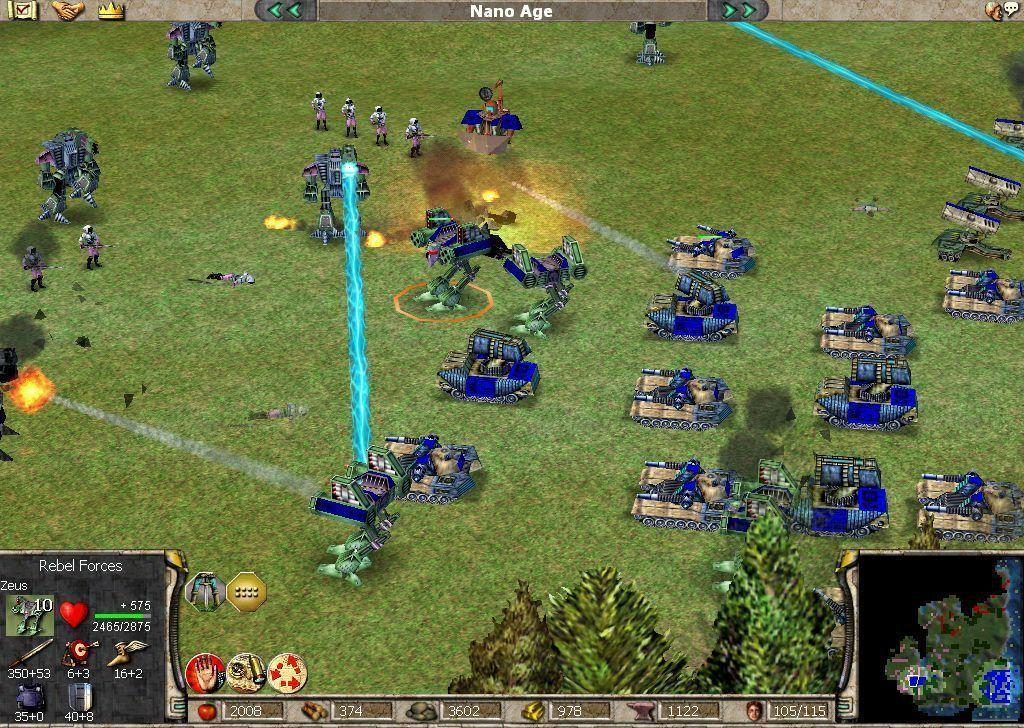 Empire Earth 3 Screenshots Screenshot of Empire Earth