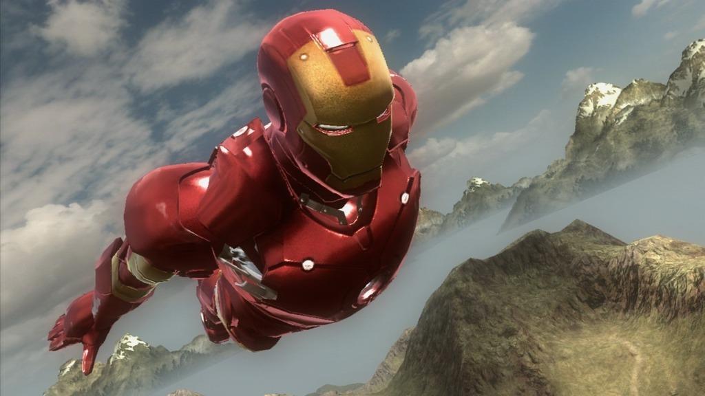 Iron Man 2 Game Review