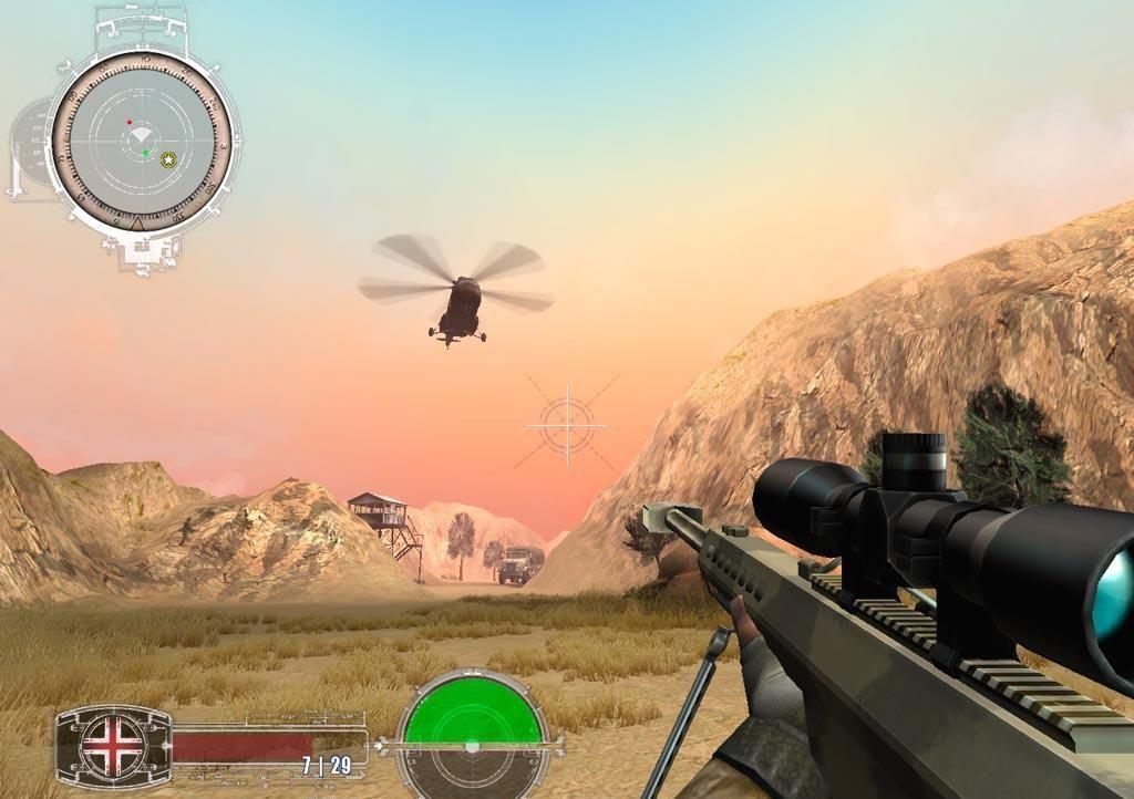 Hasil gambar untuk marine sharpshooter 4 HD gameplay