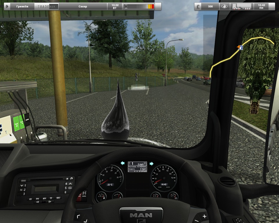 download uk truck simulator pc game free review and. Black Bedroom Furniture Sets. Home Design Ideas