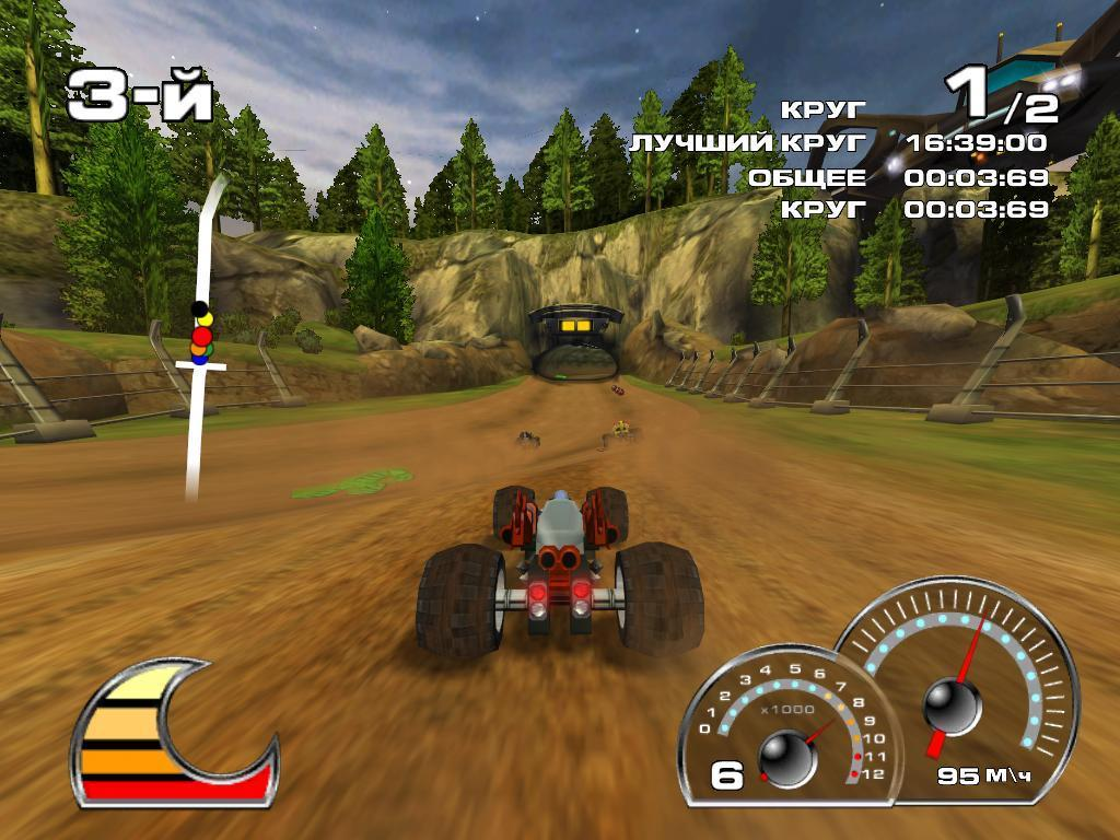 Download: Lego Drome Racers PC game free. Review and video: Racing. News and articles on ...