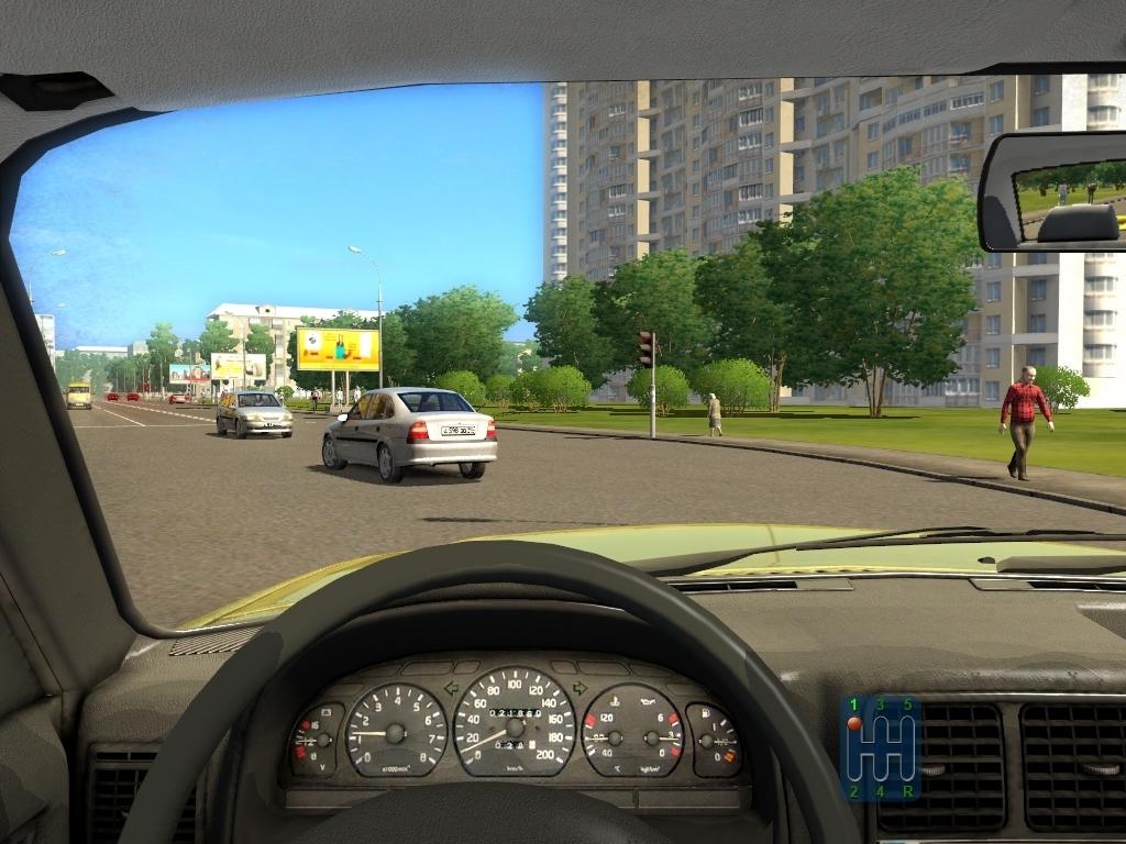 Игра виртуальный водитель скачать торрент