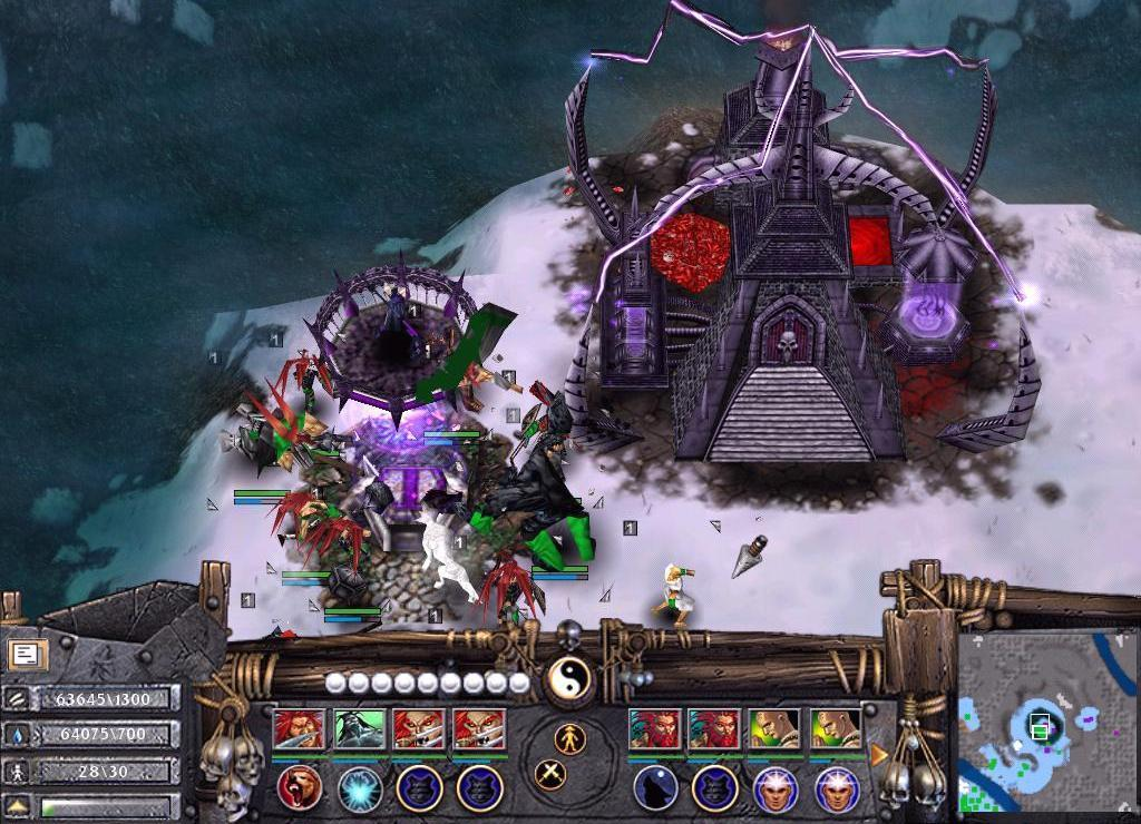 Deli-frost battle realms: winter of the wolf full game free pc.