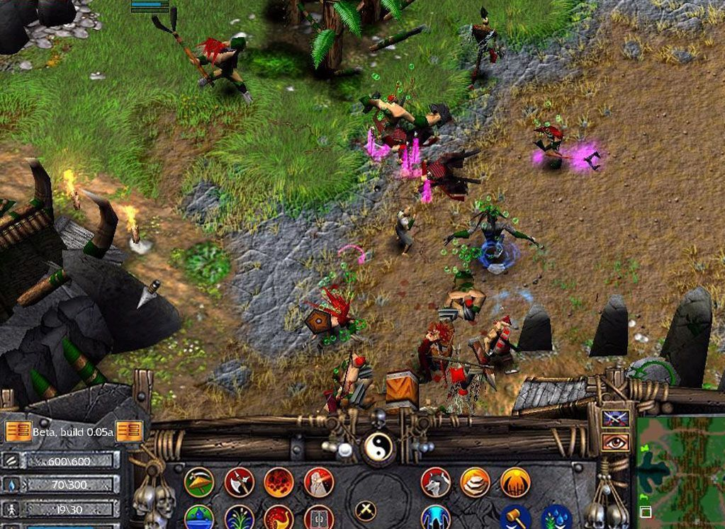 download crack battle realms winter of the wolf