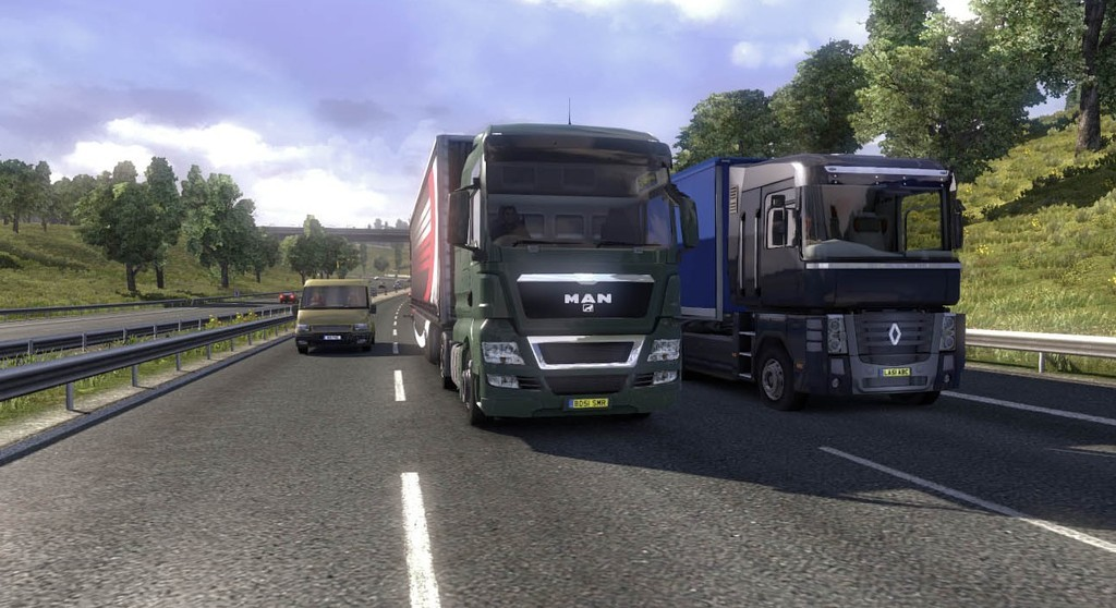Download: Euro Truck Simulator 2 PC game free  Review and