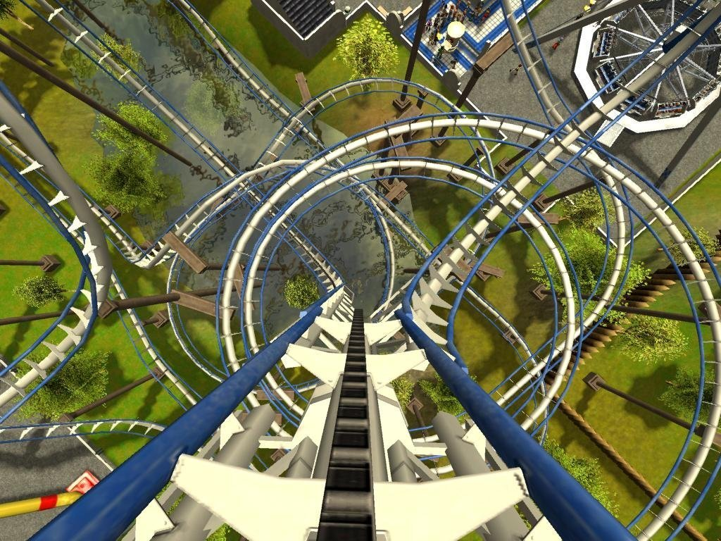 Download: RollerCoaster Tycoon 2 Expantion - Time Twister PC