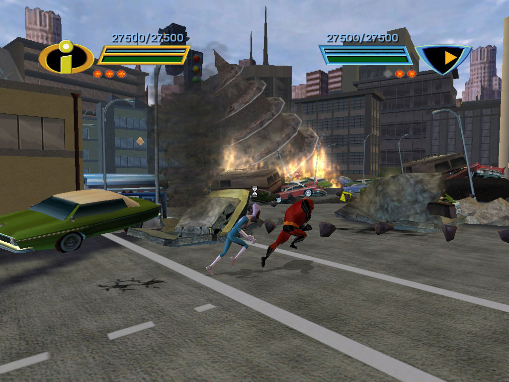 Free download the incredibles game for pc.